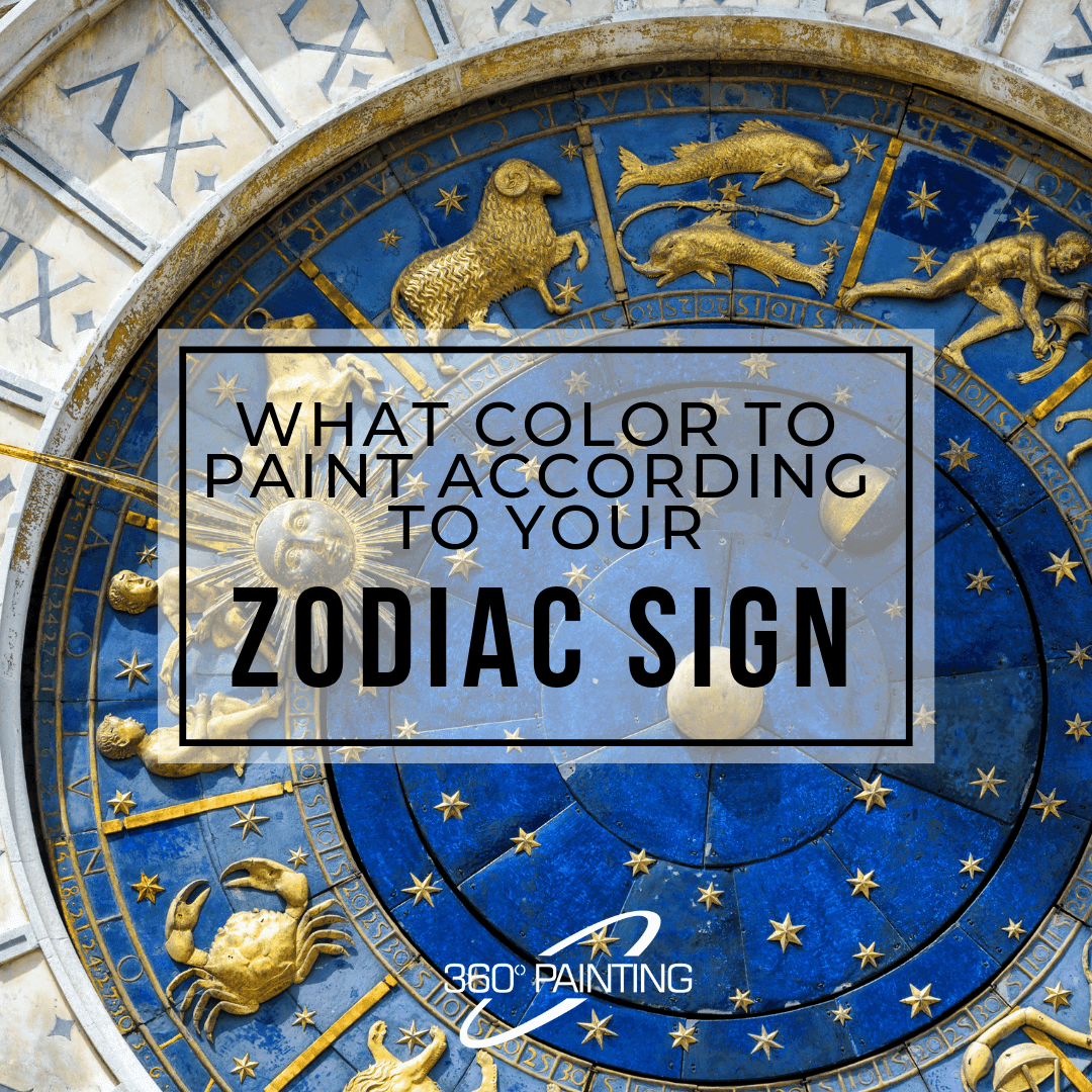 What color to paint according to your zodiac