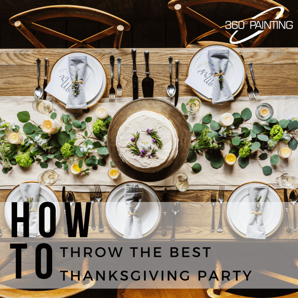 How to Throw the best Thanksgiving Party