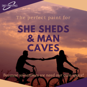 She sheds and Man Caves
