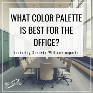 What Color Palette is best for the office?