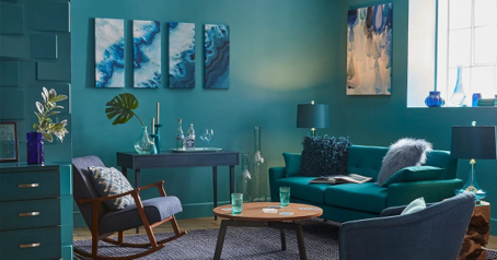 13 Tips for Selecting the Perfect Color Palette
